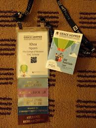 Grace Hopper Resume Database One Year Later Or How Grace Hopper Conference Is Totally Worth It 4
