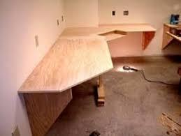 built in corner desk plans built corner desk home