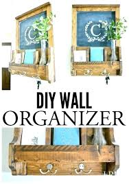 wall mounted mail holders wooden wall mail organizer personalized mail organizer reclaimed wooden wall mail organizer