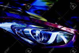 Parking Lights Car Texture Background Pattern Car Parts Car Headlights Parking