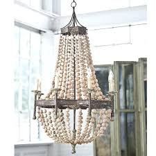 design scalloped wood bead chandelier candelabra inc wood bead chandelier wooden bead chandelier australia