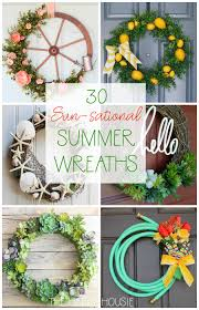 here are some super cute and inspiring summer wreath ideas if you re in the same boat