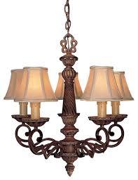 minka lavery belcaro 5 light chandelier in bronze mediterranean chandeliers