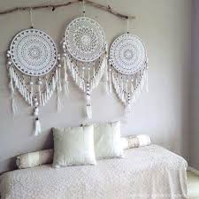 Dream Catcher Above Bed