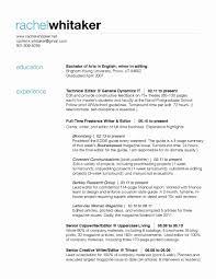 Sample Resume For Freelance Writer Writers Resume Sample Sample