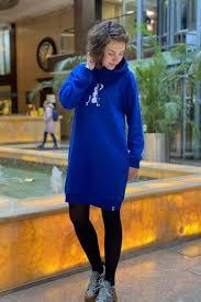 <b>Платье</b> Blue <b>Panda</b> – Irina Tsybdenova