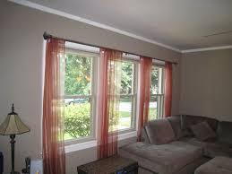 Beautiful 3 Window Curtain Ideas 25 Best Large Window Curtains Ideas On  Pinterest Large Window