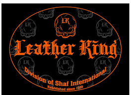 leather king motorcycle apparel