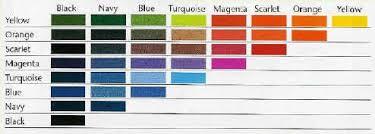 Dylon Dye Colour Chart Colour Mixing Dylon Dyes Color Mixing How To Dye Fabric