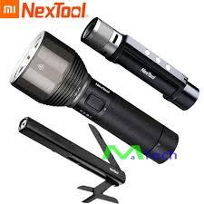 Đèn Pin Cầm Tay Xiaomi Nextool Flashlight ZES0417 và NE20030 Siêu Sáng  Chống Nước Hợp Kim Nhôm Hàng Không Bền Bỉ tốt giá rẻ