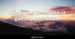 Ocean Quotes BrainyQuote Magnificent Quotes About The Ocean And Love