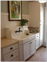 Bathroom Old Farm Sink Double Sink With Drainboard Old Kitchen