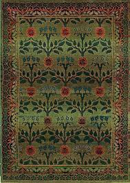 arts crafts style rugs design regarding and inspirations 5
