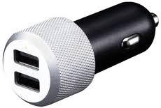 Купить автомобильное <b>зарядное устройство Just</b> Mobile Highway ...
