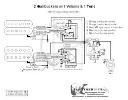 guitar wiring diagram 2 humbucker volume tone wiring diagram and guitar wiring diagram 2 humbucker 1 volume tone wiring diagrams guitar pickups and schematics