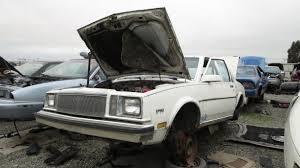 Junkyard Find: 1985 Buick Skylark Limited Sedan