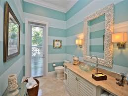 Beach Theme Bathrooms Beach Themed Bathroom With Regard To Bathroom Beach On Home