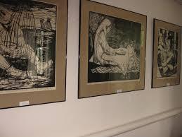 В Уфе в музее имени Тюлькина проходит выставка дипломных работ  В Уфе в музее имени Тюлькина проходит выставка дипломных работ студентов худграфа БГПУ