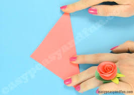 Easy Paper Origami Flower How To Make Origami Flowers Origami Tulip Tutorial With