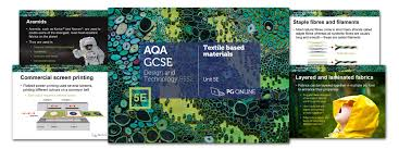Design And Technology Online Resources Design And Technology Gcse Aqa Unit 5e