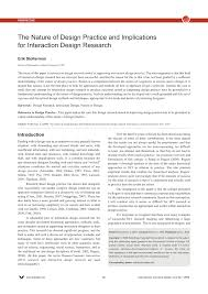 Bill Moggridge Designing Interactions Pdf Pdf The Nature Of Design Practice And Implications For