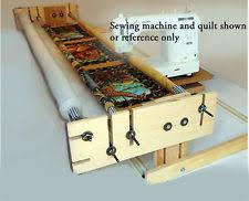 Machine Quilting Frame | eBay & Quilt Frame Kit Machine Quilting February Special Adamdwight.com