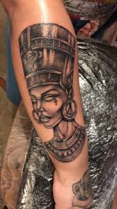 Nefertiti Tattoos 95 Images In Collection Page 3