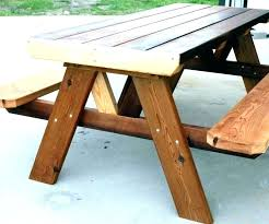 round wooden picnic table plans for picnic table wooden picnic table plan folding picnic table plans round wooden picnic table