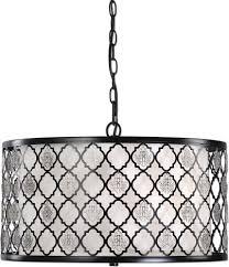 pendant lights marvelous black drum light pendant drum light chandelier black drum pendant light