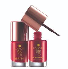 lakme 9to5 nail color