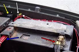 aftermarket fog light wiring overheating ford explorer and my relay wiring is as follows