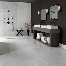 install natural marble in bathrooms