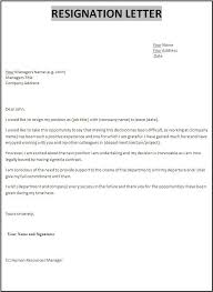 Official Resignation Letter Stunning 48 Photos Of Template Of Resignation Letter In Word Marketing