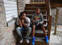 He D Been Shot At 15 Now Amid Chicago S Relentless Gunfire He