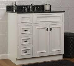 jsi danbury 36 white bathroom vanities with drawers67 drawers