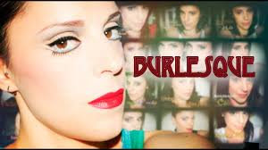 christina aguilera burlesque makeup silvia quiros you