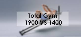 Total Gym Comparison Chart Total Gym 1900 Vs 1400 Reviews And Buyers Guide 2019