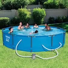 Above ground swimming pool Small Bestway Steel Pro Max 12 30 Above Ground Swimming Pool Set Walmartcom Walmart Bestway Steel Pro Max 12 30 Above Ground Swimming Pool Set