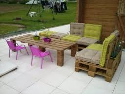 garden furniture with pallets. Salient Recycled Pallet Patio Furniture Porch Swing Set Outdoor Garden With Pallets