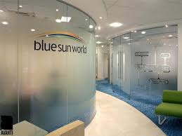 glass office wall. color frosted glass for wall google search office