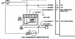 bosch relay wiring diagram fuel pump wiring diagram ford fuel pump relay wiring diagram diagrams and schematics