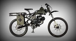motoped survival bike manlymaterial