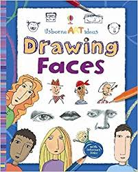 drawing faces art ideas amazon co uk rosie ins 9781409501015 books