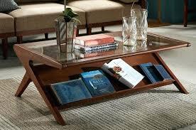 mid century modern coffee table mid century modern coffee table target
