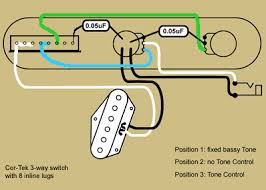 esquire wiring cor tek switch telecaster guitar forum here s the updated esquire diagram the cor tek 3 way switch 8 inline ering lugs thanks to braderrick and tonfarbe