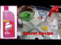 antibacterial floor cleaner making secret recipe floor cleaner making method