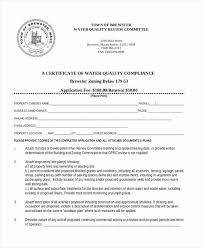 Certificate Of Compliance Template Word Certificate Of Compliance Template Fresh Certificate Of