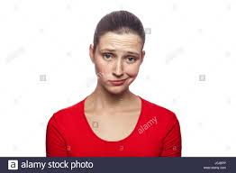 Image result for Pictures of a person in bad mood