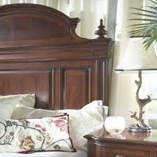 Mansion Bedroom Furniture Traditional King Mansion Bed By Fine Furniture Design Wolf And