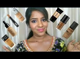 foundations for dark skin available in india